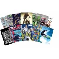 BOOK COVERS A4 SPENCIL BCA4B - BOY