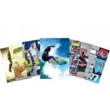 BOOK COVERS SCRAPBOOK SPENCIL BCSB- BOY